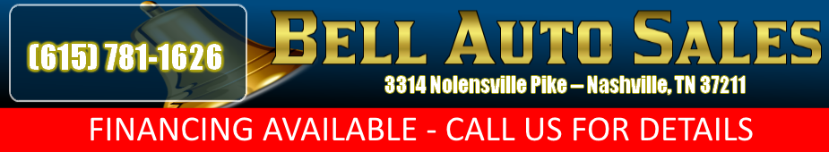 Bell Auto Sales a Quality Used Car Dealer